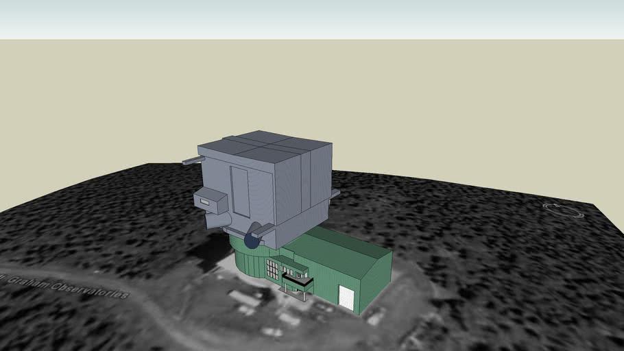Large Binocular Telescope (LBT)