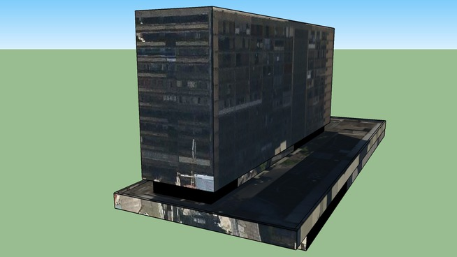 Edificio Plaza de Arma, Región Metropolitana de Santiago de Chile, Chile