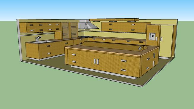 Kitchen by S.J.