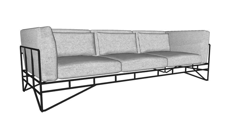 Klotz Sofa by Zientte