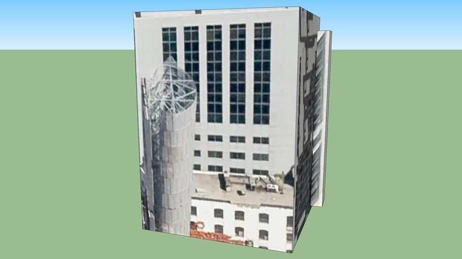 Building in Toronto, ON M5B 1C7, Canada