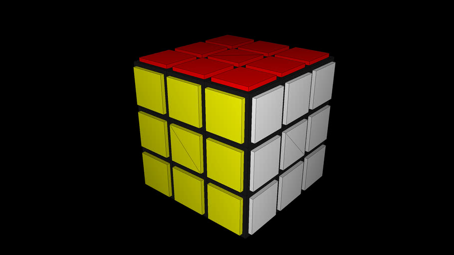Rubiks Cube for SketchUp 6