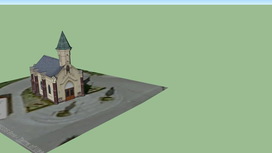 Kaple Malé Hoštice