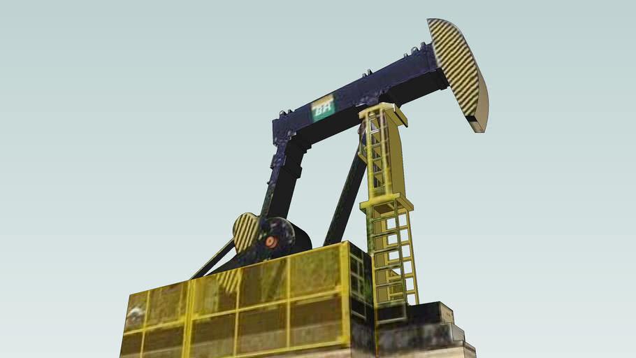 Prospecção de Petróleo em Linhares