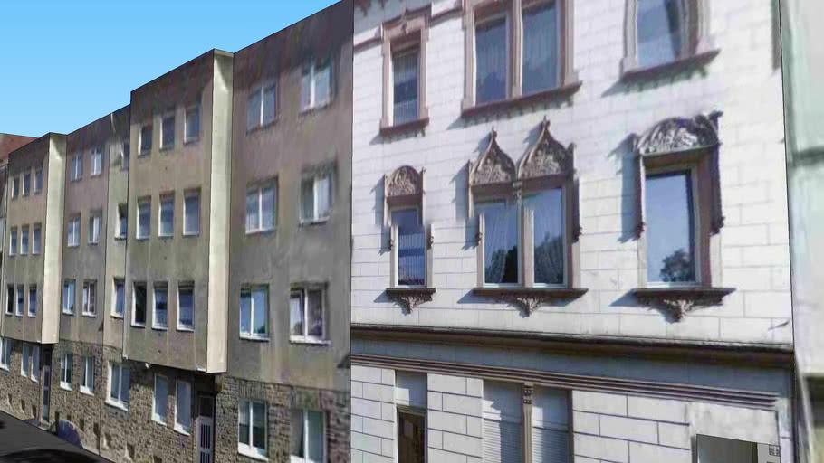 Lugierstraße in Dortmund Hörde 1/2