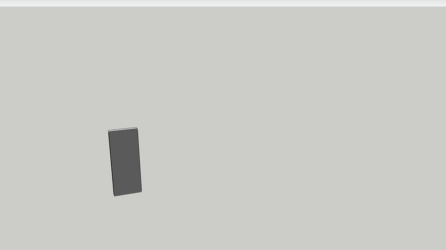 preform building panel type F grey