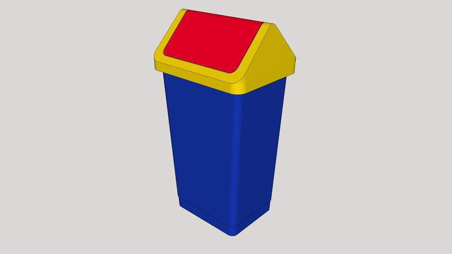 Poubelle | Trash can