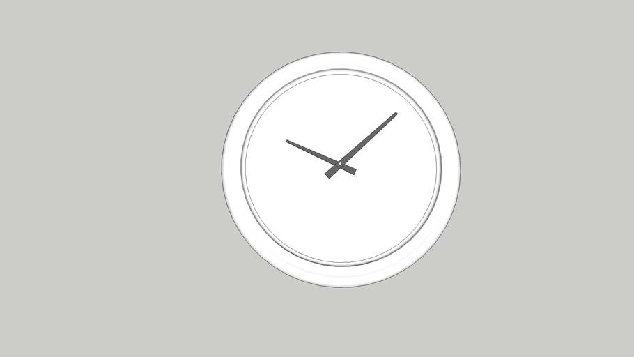 IKEA PLURRA - Wall clock