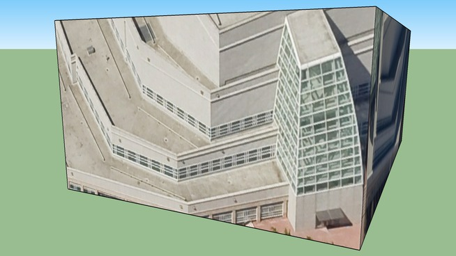 Edificio en Miami, Florida, EEUU