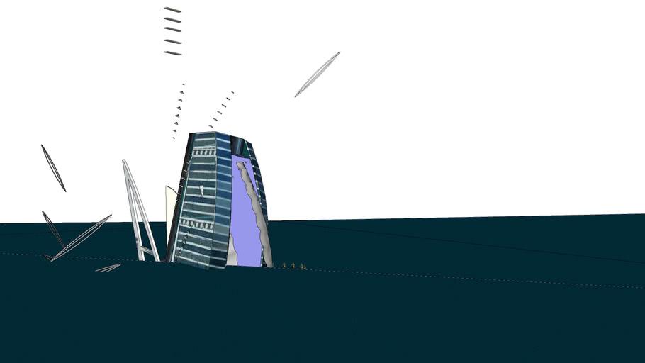 Burj Al Arab 50 Years After People