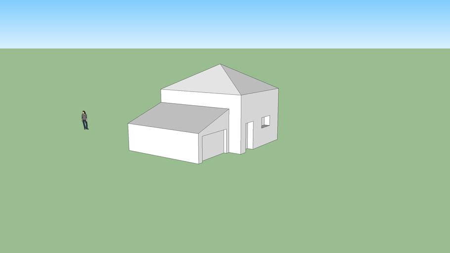 blah house