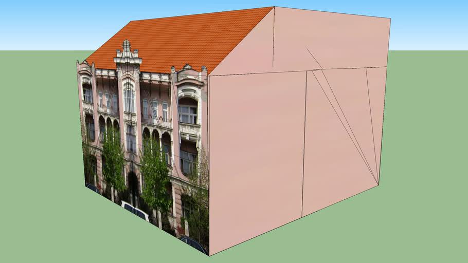 Sauter House, Osijek, Croatia - Secession