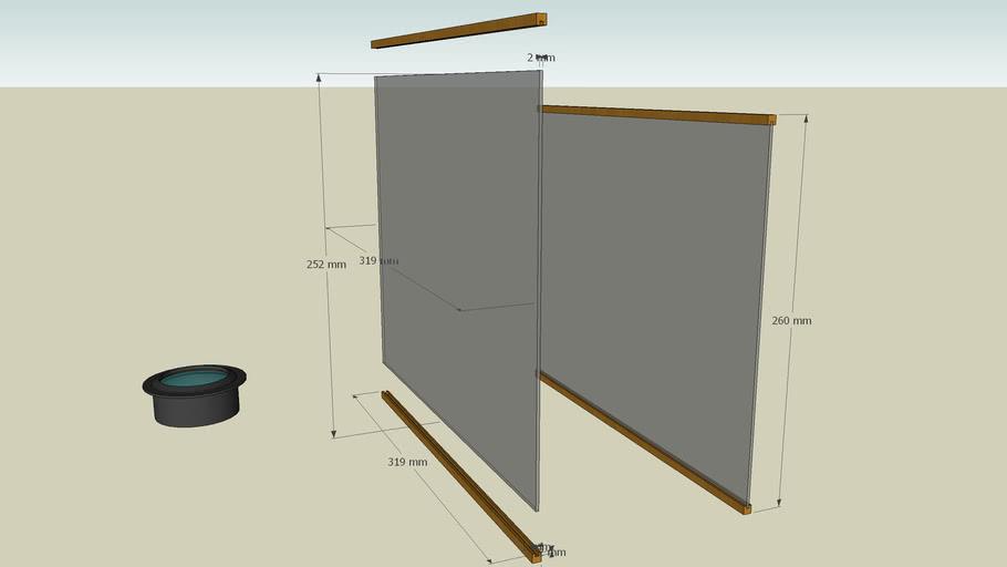 Simple Fresnel Frame