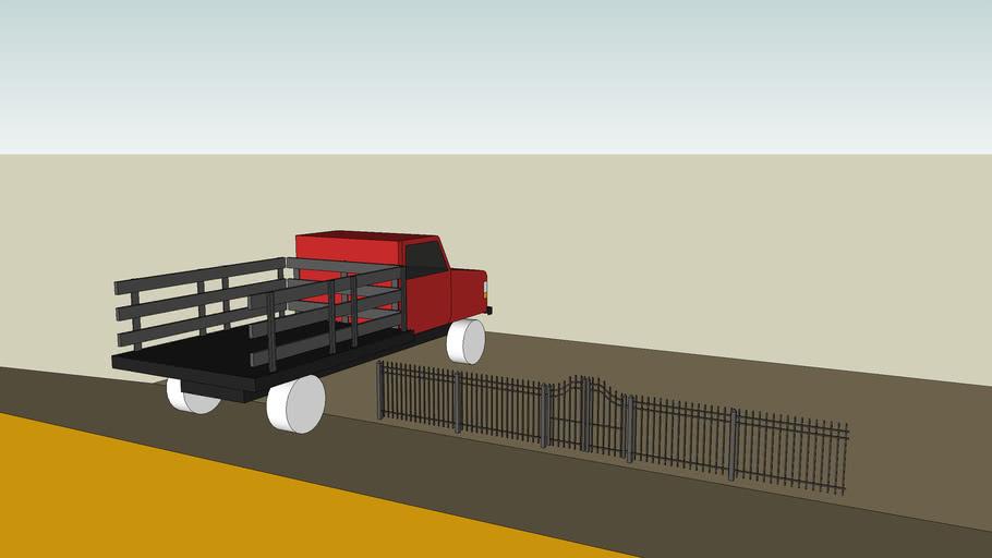 Smash the Fence (sketchyphysics)