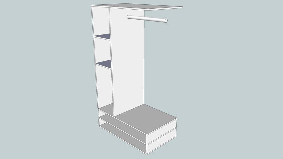 Utility Room Storage Rack