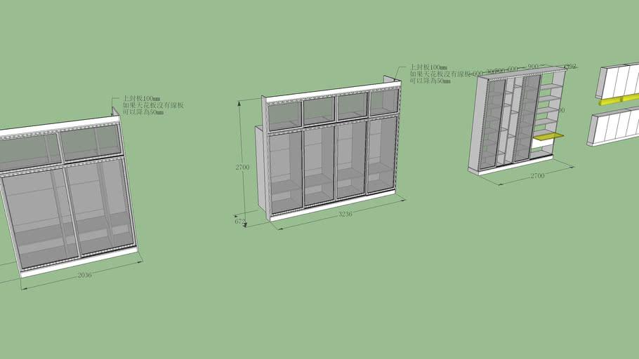 20121004 蔡小姐 系統家具規劃