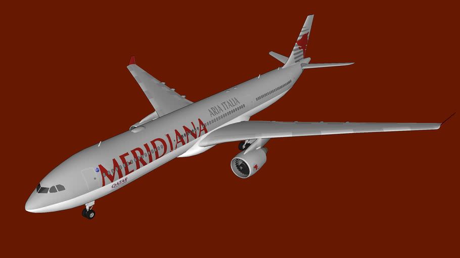 Meridiana (Air Italy) Airbus A330-300
