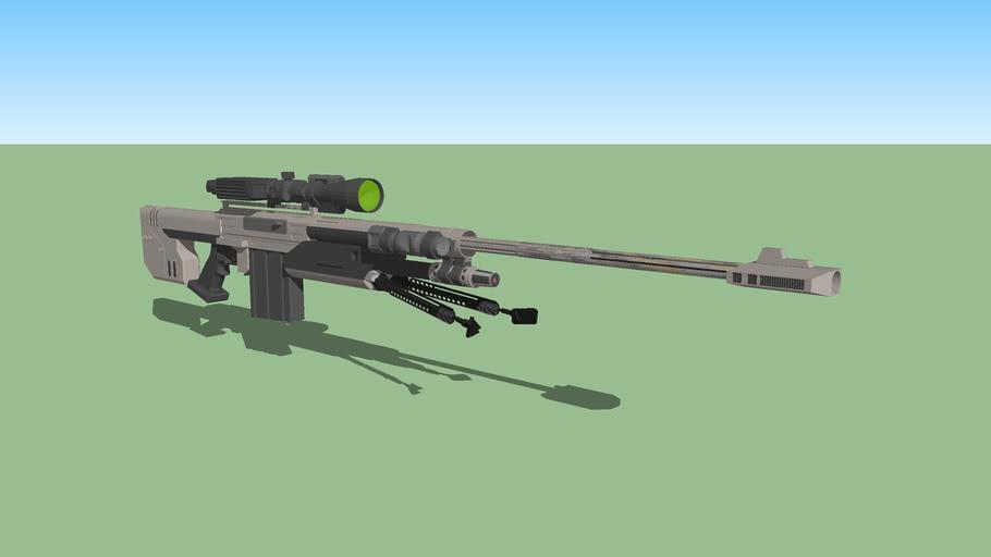SRS93 AM Sniper Rifle