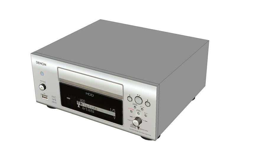 Denon CHR-F103