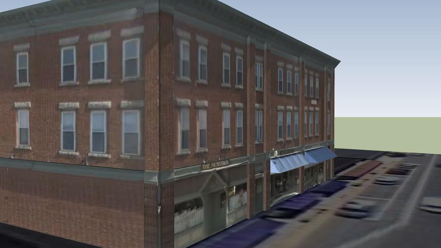 20 Marshall Street