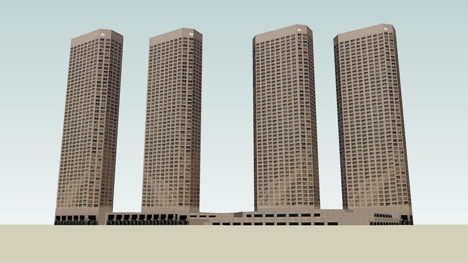 Presidential Towers ( Chicago )
