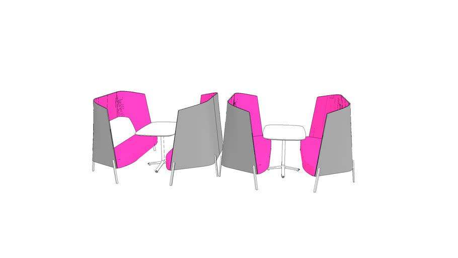 Bevy Pedestal Work Table 03