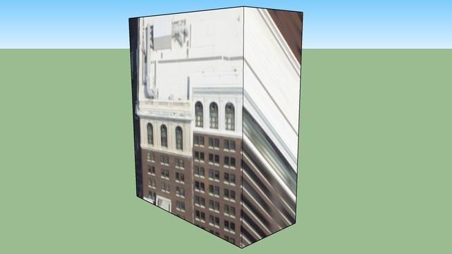 Building in Philadelphia, PA, USA
