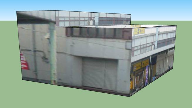 Adresa budovy: Mexiko, Distrito Federal, Mexiko