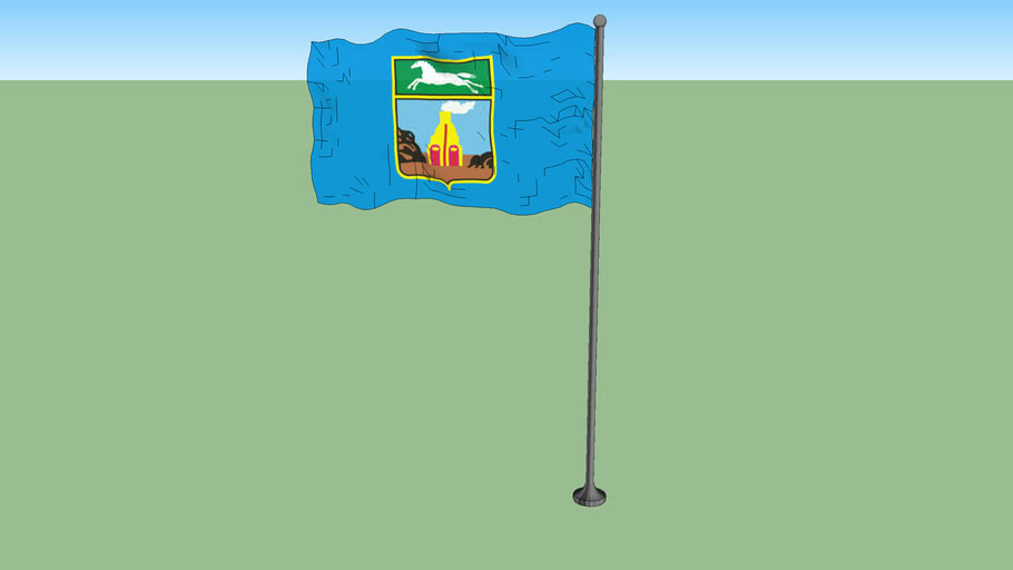 Flag of Barnaul