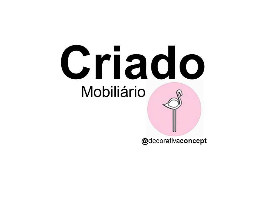 Mobiliário - CRIADO