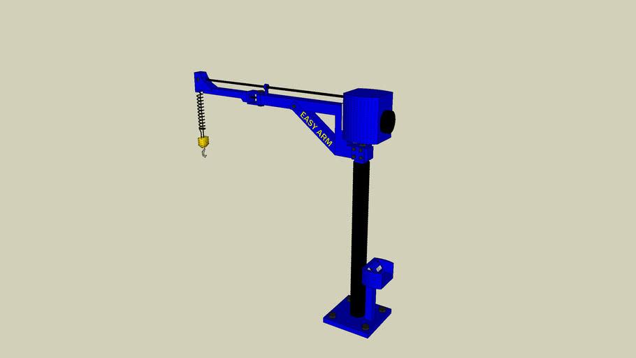 Free Standing Easy Arm Crane..