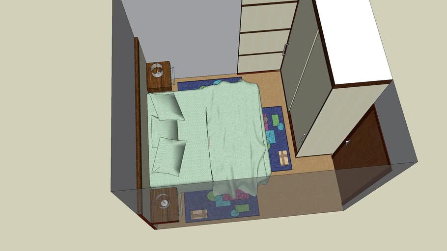 Dormitorio 009