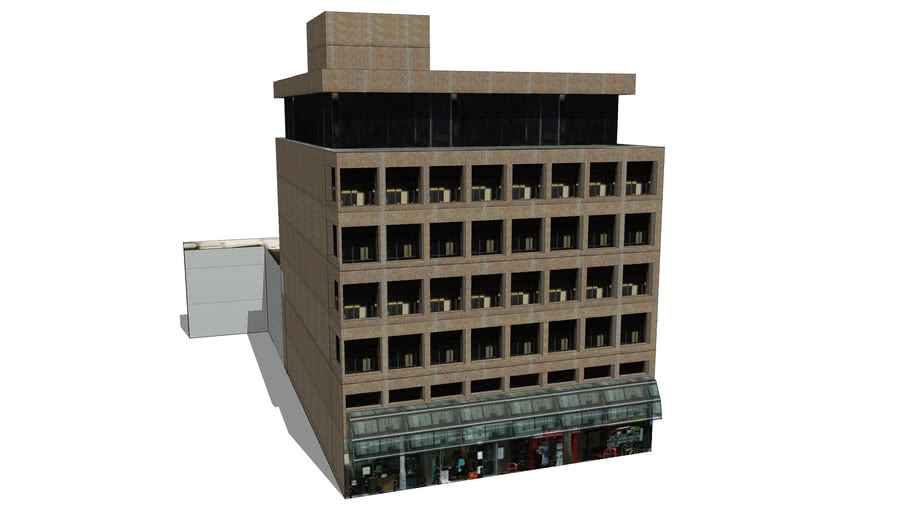 High Street Center, 152 Hereford Street, Christchurch