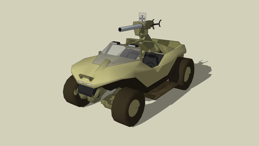 Heavy Duty Warthog
