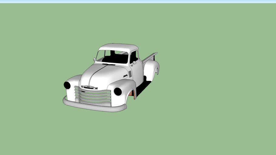 chevy truck 157