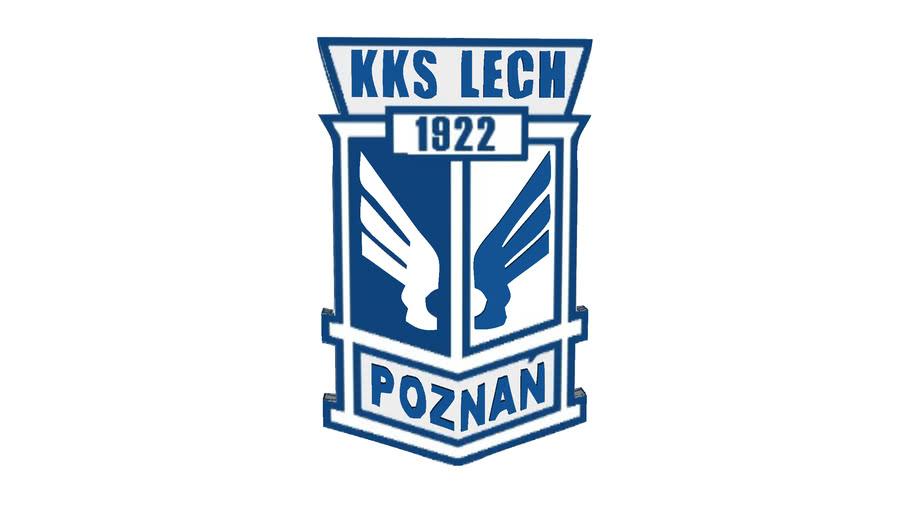 logo football KKS Lech Poznań