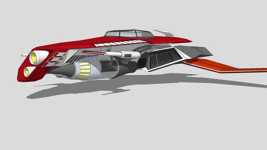 Viserion V1 Single seat craft