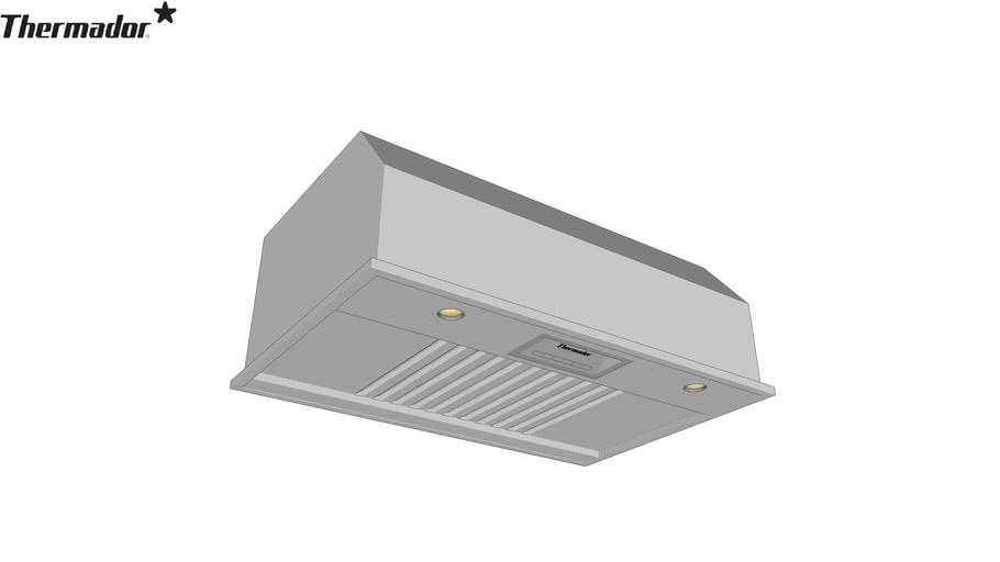Thermador Ventilation Custom insert VCIN36JP