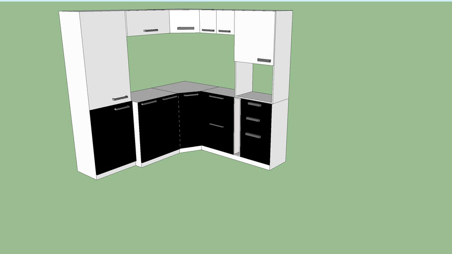 cozinha sonhare