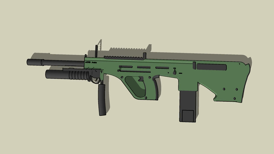 AUG para Submachine gun