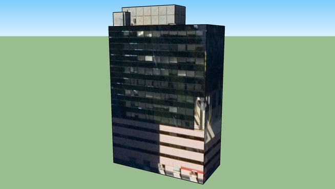 Edificio Grupo HNA Nº2, Madrid, España