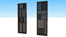wall partition & details