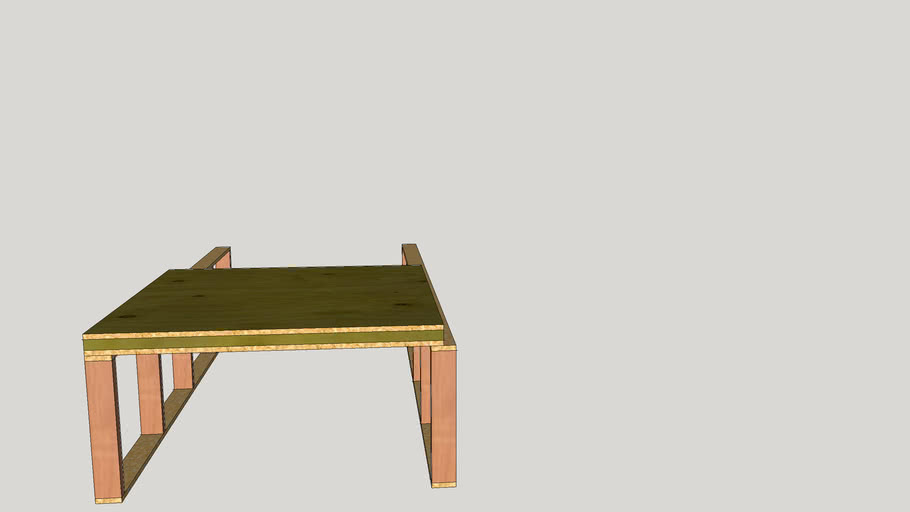 Basic triscuit set - up