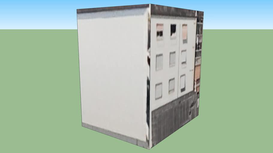 Construção em Milão, República Italiana