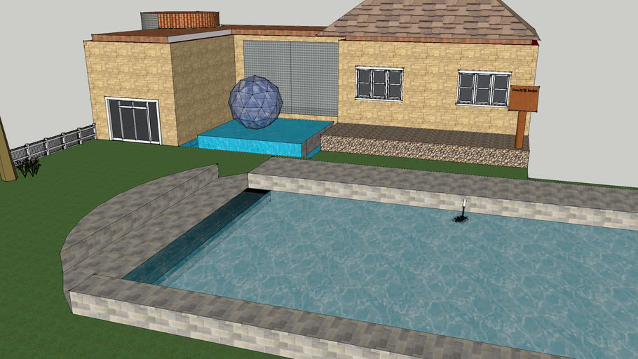 Swimming Pools & Water Feature