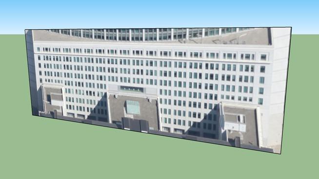 San Francisco, Kaliforniya, Amerika Birleşik Devletleri adresindeki yapı