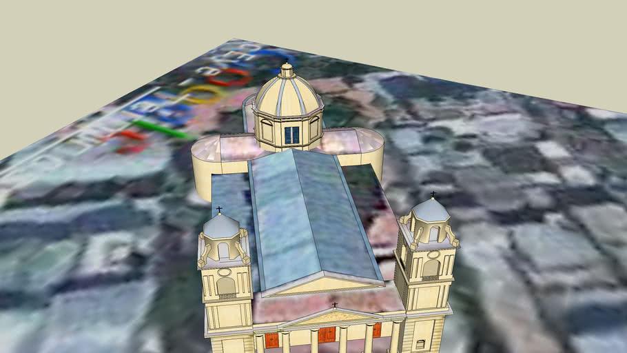 Catedral Basilica de Santiago del Estero