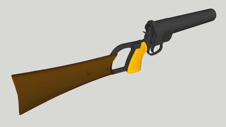 Webley No 1 Mark 'I' Flare Gun