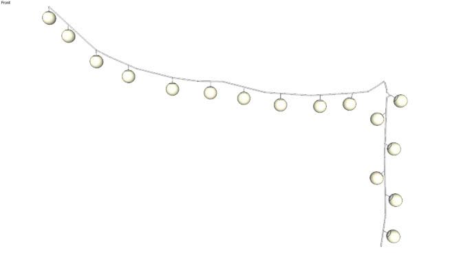 Fio de Luz | Cordão de Luz LED