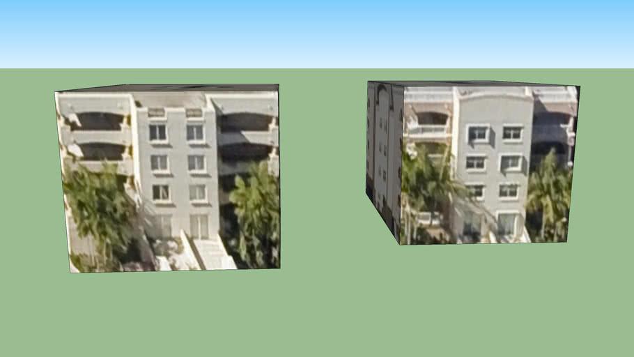 Gebäude in Miami, Florida, Vereinigte Staaten